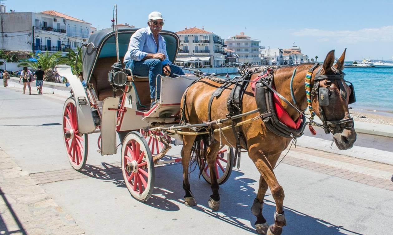 Χόροβιτς σε Telegraph: Aυτό είναι το πιο μαγικό νησί της Ελλάδας