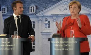 Μέρκελ: Ελπίζω στο Eurogroup να κάνουμε το τελευταίο βήμα στο ελληνικό πρόγραμμα