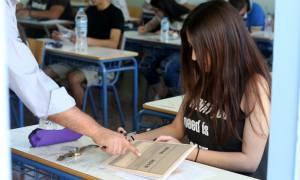 Πανελλήνιες 2018: Αυτά είναι τα θέματα στα σημερινά εξεταζόμενα μαθήματα των ΕΠΑΛ