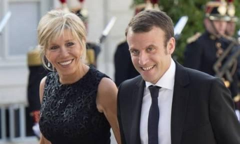 Μπριζίτ Μακρόν: Θέλει να κάνει... ανακαίνιση στο προεδρικό Μέγαρο