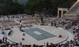 National Theatre offers reduced-price tickets for performances at Ancient Theatre of Epidaurus