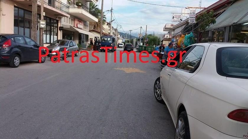 Τραγωδία στην Πάτρα με 4χρονο αγοράκι - Παρασύρθηκε από όχημα