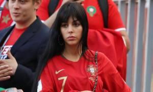 Παγκόσμιο Κύπελλο: Η σύντροφος του Ρονάλντο έβαλε «φωτιά» στην εξέδρα (pics)