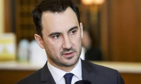 Χαρίτσης: Πιστεύουμε ότι στο Eurogroup θα υπάρξει επωφελής απόφαση για την ελληνική οικονομία