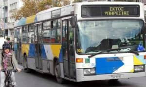 Στάση εργασίας στα λεωφορεία σήμερα (21/6) - Δείτε τις ώρες που θα μείνουν ακινητοποιημένα