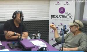 Ρέμος-Σφακιανάκης: Θα κλαίτε από τα γέλια με τις ατάκες για τα κιλά τους!