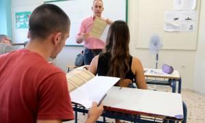 Πανελλήνιες 2018: Δείτε τα θέματα και τις απαντήσεις στα σημερινά (21/06) μαθήματα των ΕΠΑΛ