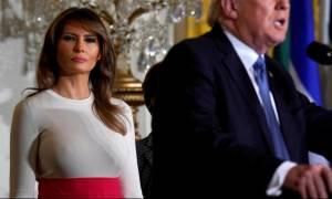 Μελάνια Τραμπ: Η γυναίκα πίσω από την ιστορική μεταστροφή της μεταναστευτικής πολιτικής στις ΗΠΑ