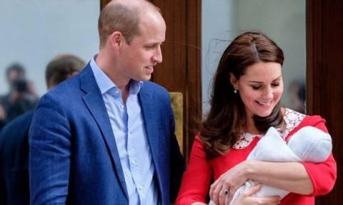 Αυτή την είδηση για την βάφτιση του πρίγκιπα Louis πρέπει να την μάθεις
