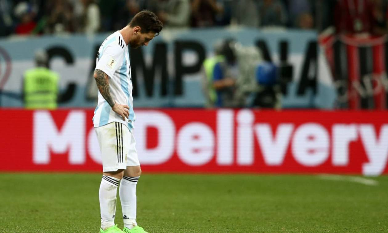 Στους «16» με θρίαμβο η Κροατία, στα... κάγκελα η Αργεντινή με «έγκλημα» Καμπαγέρο!