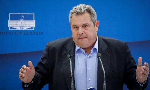 Καμμένος για Eurogroup: Μία νέα ημέρα ξημερώνει για όλο τον ελληνικό λαό