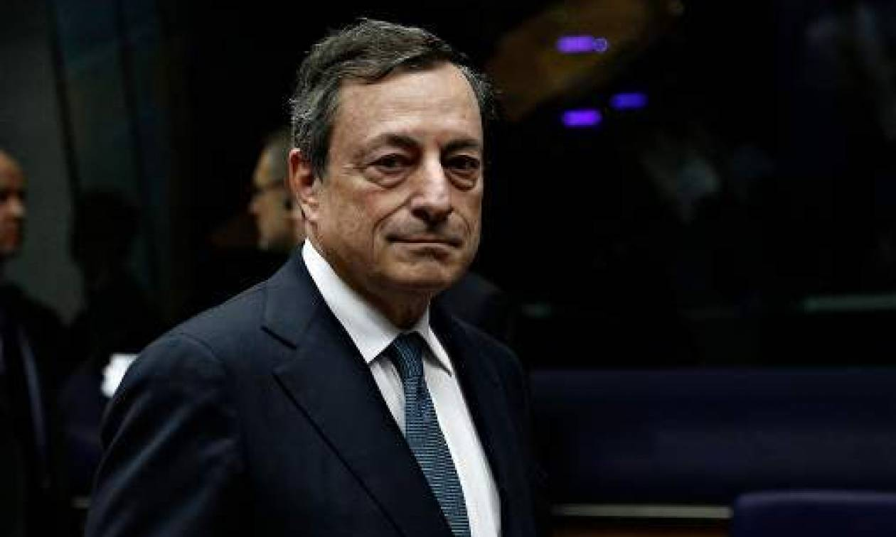 Ντράγκι: Ικανοποίηση για τη συμφωνία και πίστη για τη βιωσιμότητα του χρέους