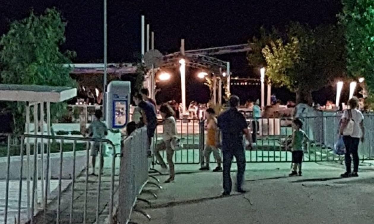 Πάτρα: Υπάλληλος κλείδωσε γήπεδο γεμάτο κόσμο επειδή τελείωσε το ωράριό του