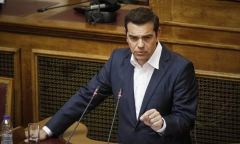 Έκτακτη συνεδρίαση Κοινοβουλευτικής Ομάδας ΣΥΡΙΖΑ στις 18:00 - Ανοικτή ομιλία Τσίπρα
