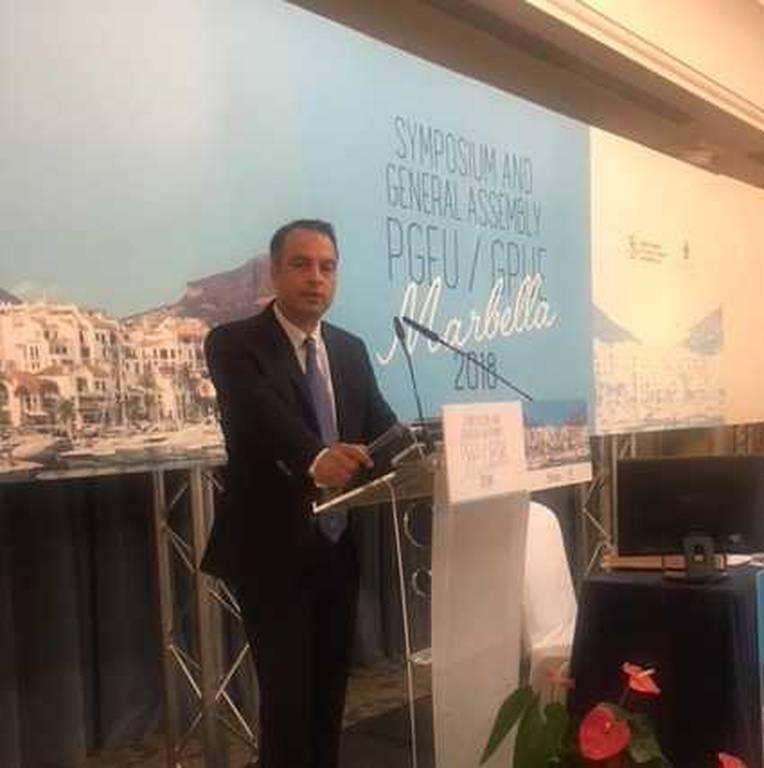 Νέος αντιπρόεδρος της Πανευρωπαϊκής Ένωσης Φαρμακοποιών ο Θανάσης Παπαθανάσης