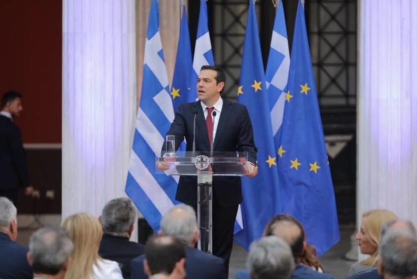 Τσίπρας: Η Ελλάδα επιστρέφει αποκλειστικά στους Έλληνες