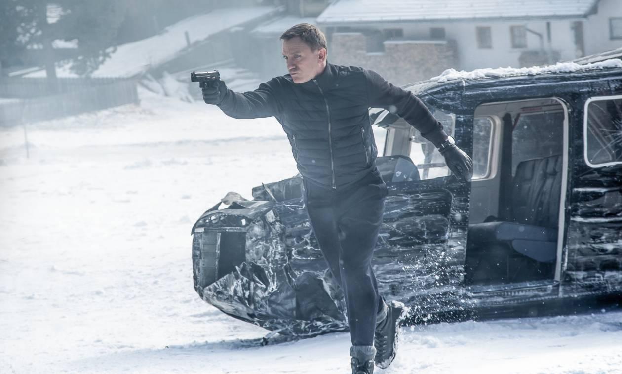 007: Αυτό είναι το κρησφύγετο του James Bond κρυμμένο στις χιονισμένες Άλπεις (Pics+Vid)