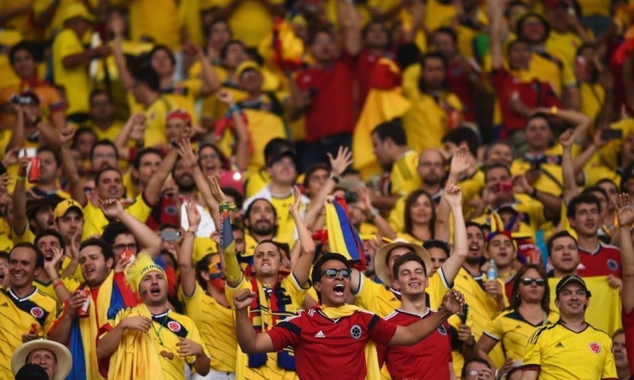 Παγκόσμιο Κύπελλο 2018: Οι φανέλες της Κολομβίας έκρυβαν… κοκαΐνη