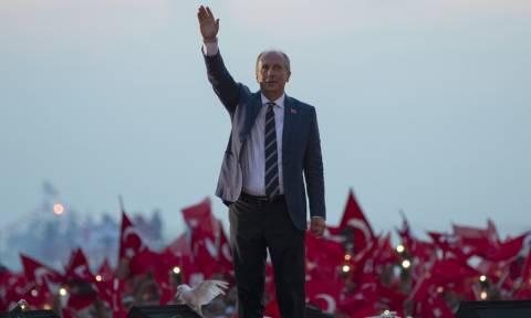 Εκλογές Τουρκία: Σε τηλεμαχία καλεί τον Ερντογάν ο Ιντζέ