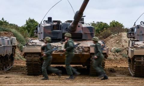 ΣΟΚ: Τραυματίστηκαν Έλληνες φαντάροι σε στρατιωτική άσκηση στην Κύπρο