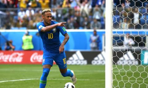 Παγκόσμιο Κύπελλο Ποδοσφαίρου 2018: Επικό βρίσιμο Νεϊμάρ σε Ντουάρτε! «Το μ… της μάνας σου!» (vid)
