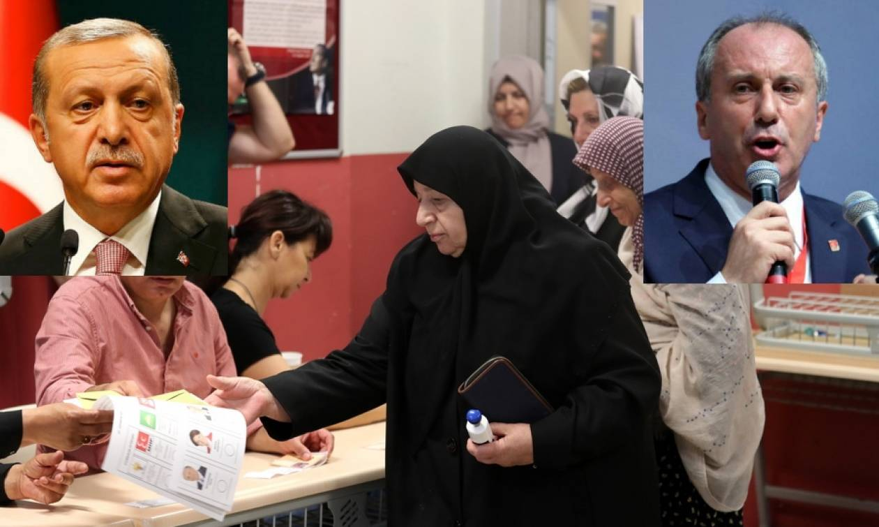 Εκλογές Τουρκία: Στις κάλπες 60 εκατ. ψηφοφόροι - Ερντογάν ή ιστορική αλλαγή
