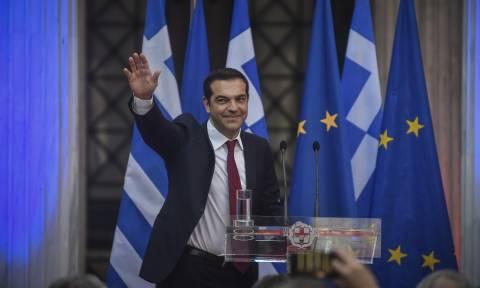 Αλέξης Τσίπρας: Επιστρέφουμε στην κανονικότητα, ανακτούμε την οικονομική μας κυριαρχία