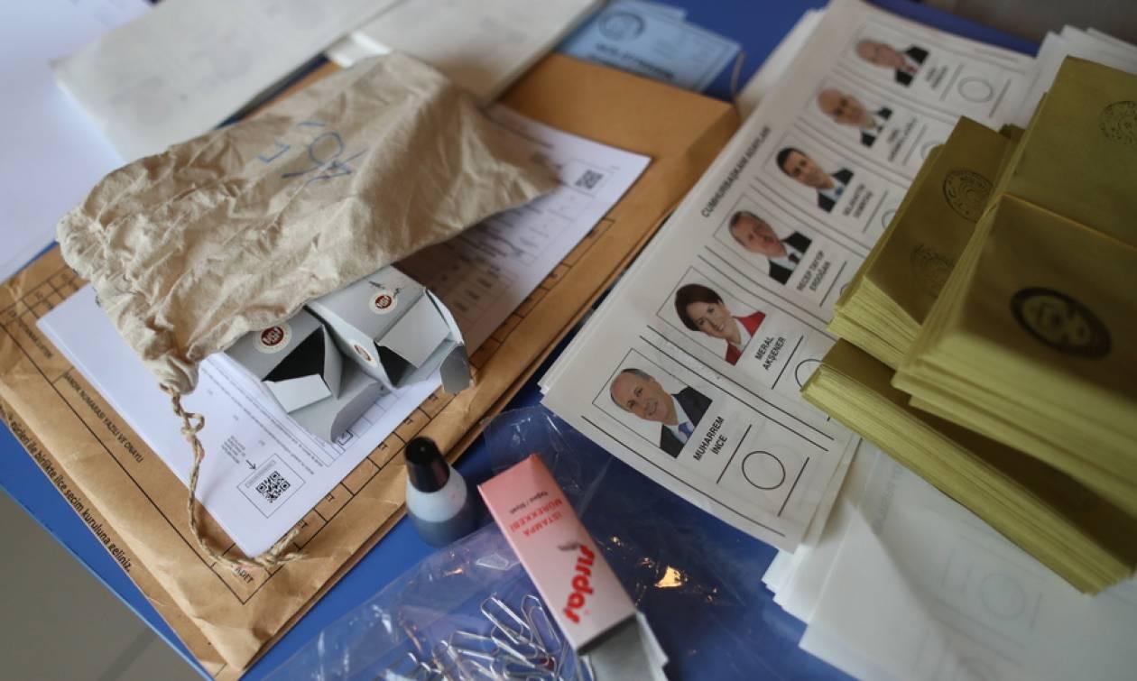 Εκλογές Τουρκία LIVE: Επεισόδια και παρατράγουδα στα εκλογικά κέντρα