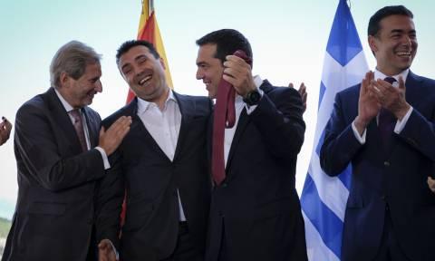 Ζάεφ: Σαφής διάκριση των όρων «Μακεδονία» και «Μακεδονικός» για Ελλάδα και Σκόπια