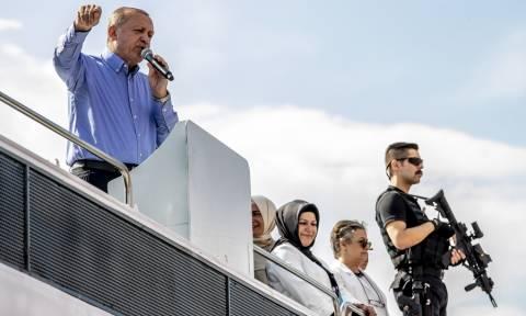 Τουρκία Εκλογές: Ψήφισαν και οι «πέτρες» τον Ερντογάν - Στο 86,82% το ποσοστό συμμετοχής