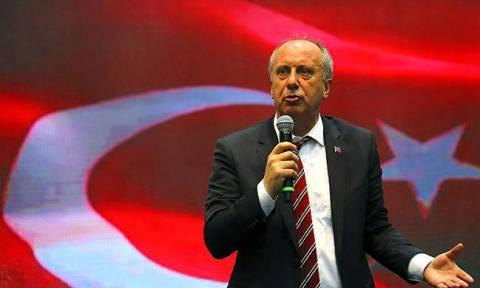 Τουρκία Εκλογές: Έξαλλος ο Ιντζέ με τα κρατικά μέσα ενημέρωσης – Μεταδίδουν ψευδή αποτελέσματα