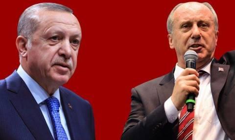 Τουρκία Εκλογές: Αυτά είναι τα αποτελέσματα για Ερντογάν - Ιντζέ στο 92% των ψήφων