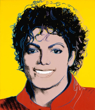 071 michael jackson by andy warhol