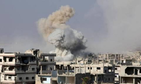 Συρία: Πολύνεκρες αεροπορικές επιδρομές στη νότια επαρχία Ντεράα