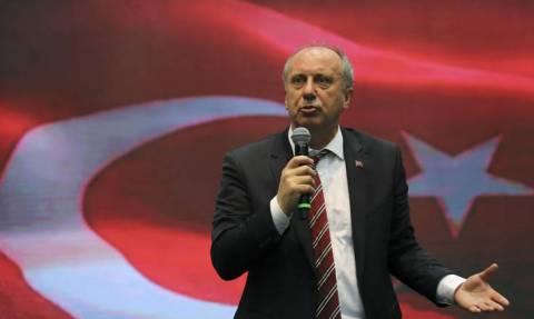 Εκλογές Τουρκία: Ο Μουχαρέμ Ιντζέ αναγνώρισε τη νίκη του Ερντογάν - Τι είπε για τις απειλές