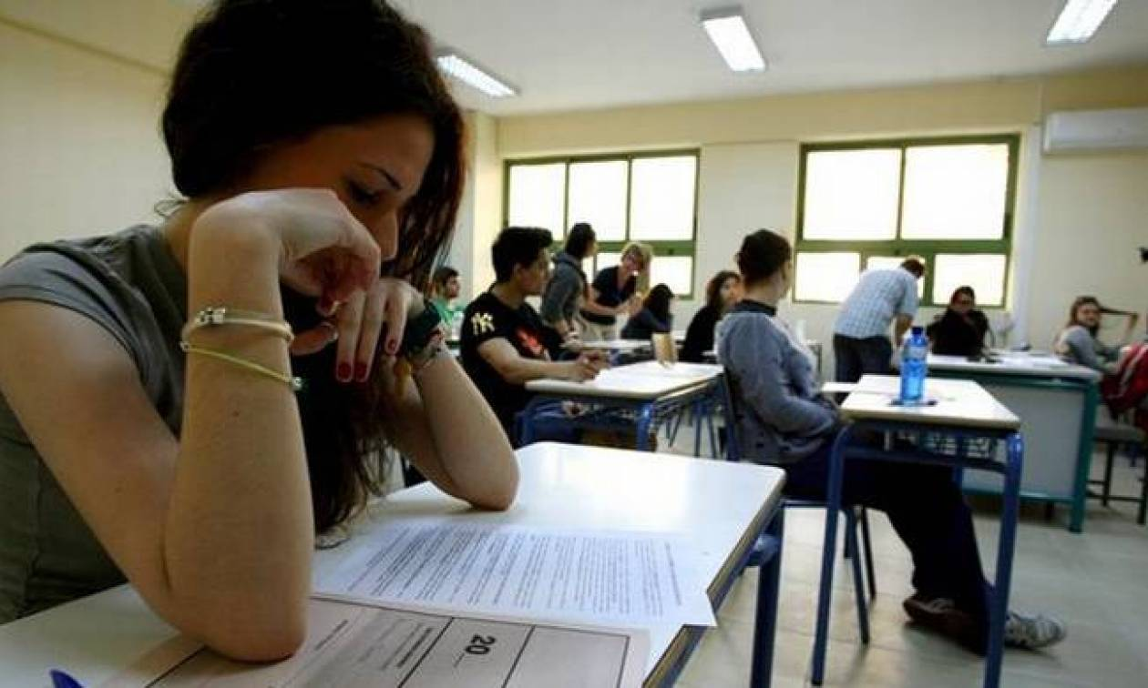 Πανελλήνιες 2018: Συνέχεια σήμερα (25/6) στις εξετάσεις των Ειδικών Μαθημάτων με Ελεύθερο Σχέδιο