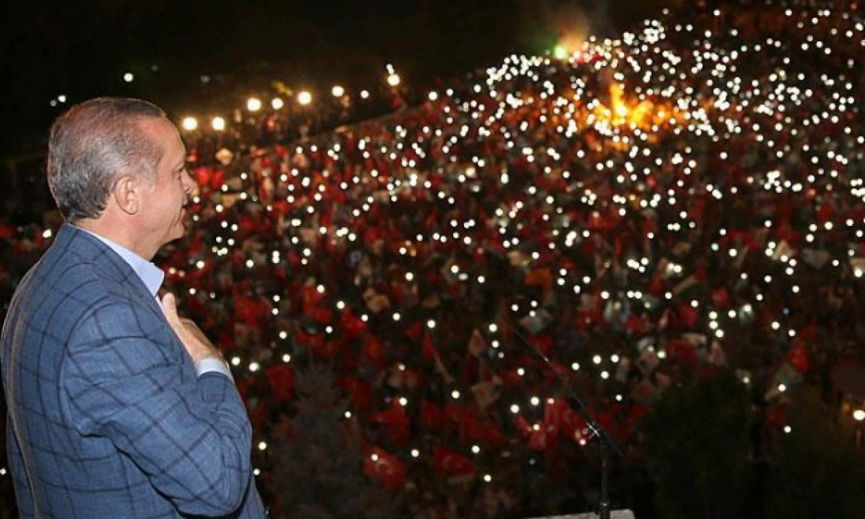 Πόλεμος! Αυτή είναι η πρώτη εξαγγελία Ερντογάν μετά τις εκλογές