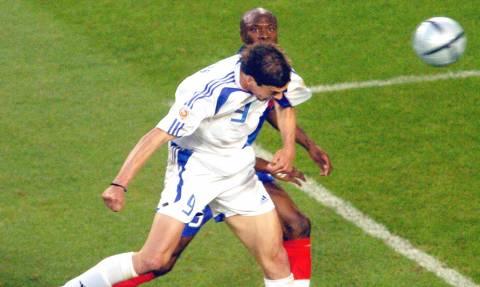 Σαν να μην πέρασε μια μέρα: Ελλάδα - Γαλλία 1-0! (pics+vids)