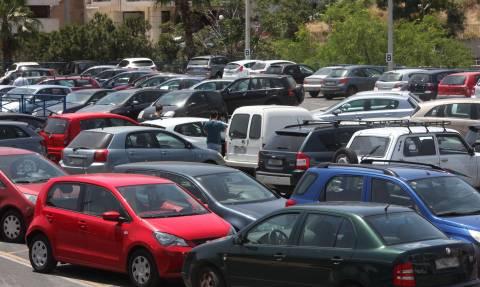 Τέλος οι κάρτες πάρκινγκ - Έτσι θα παρκάρετε πλέον στο κέντρο της Αθήνας
