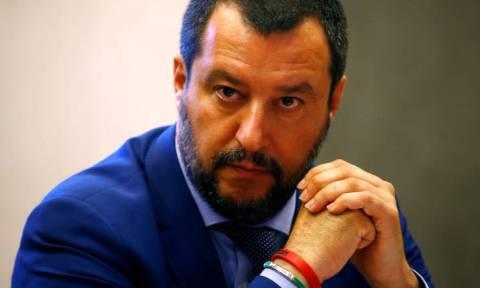 Κατηγορηματικό «όχι» Σαλβίνι για hotspots στην Ιταλία