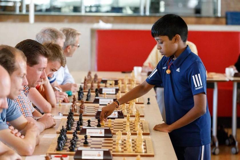 Παιδί-θαύμα: Αυτός ο 12χρονος μόλις έγινε Διεθνής Γκραν Μετρ στο σκάκι