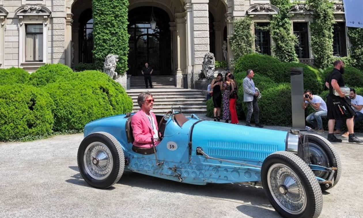 Αυτό είναι ένα από τα πιο σπάνια αυτοκίνητα στον κόσμο (vid+pics)