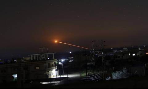 Συρία: Πύραυλοι από το Ισραήλ έπεσαν στην περιοχή του διεθνούς αεροδρομίου της Δαμασκού