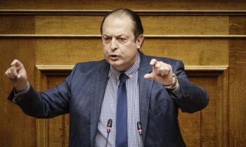 Ανεξαρτητοποιήθηκε από τους ΑΝ.ΕΛ. ο βουλευτής Γιώργος Λαζαρίδης
