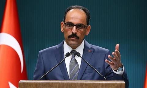 Εκπρόσωπος Ερντογάν σε Αμερικανό βουλευτή: Σκάσε!