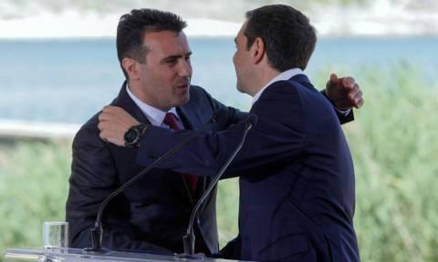 Στέιτ Ντιπάρτμεντ για Σκοπιανό: Η συμφωνία με την Ελλάδα θα ενισχύσει το κοινό ευρωπαϊκό μέλλον