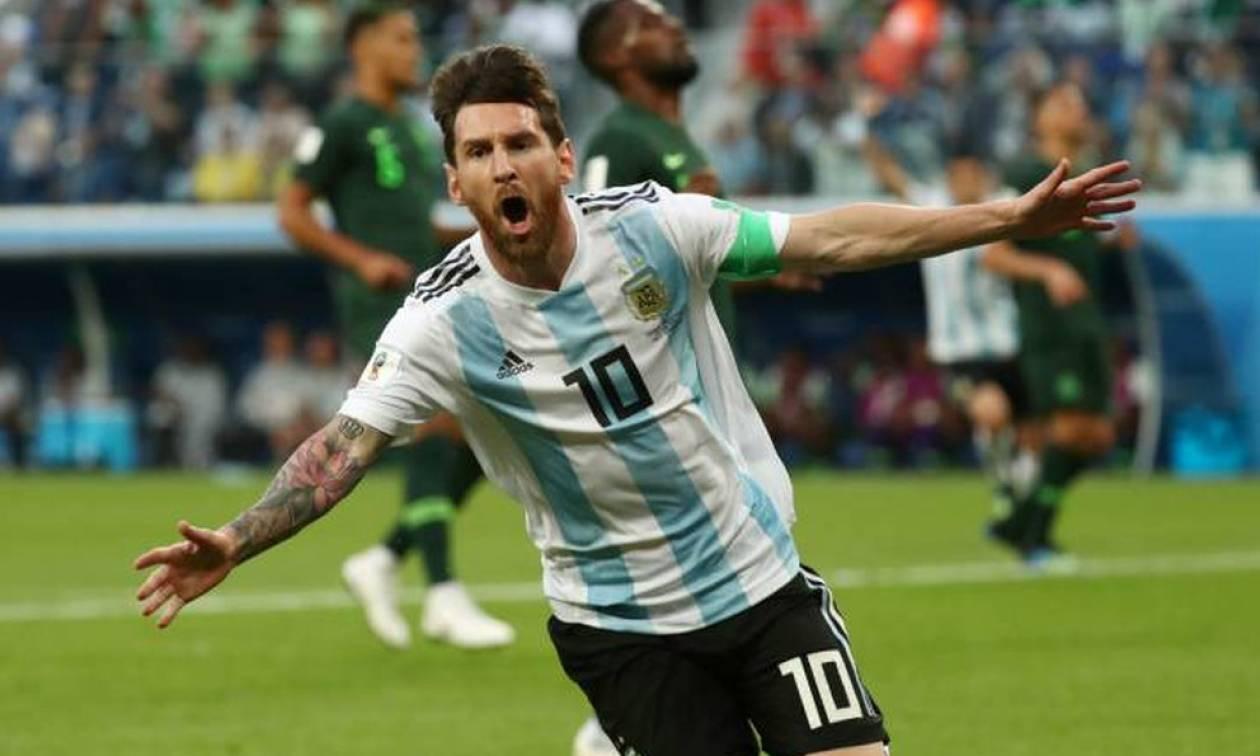 Παγκόσμιο Κύπελλο Ποδοσφαίρου 2018: Πανηγυρίζει για Εθνική και Μέσι ο Τύπος της Αργεντινής