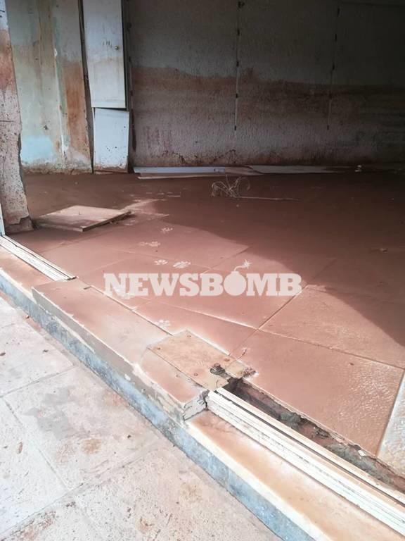 Αυτοψία του Newsbomb.gr στη Μάνδρα: Ο εφιάλτης επέστρεψε στην περιοχή