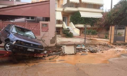 Αυτοψία του Newsbomb.gr στη Μάνδρα: Ο εφιάλτης επέστρεψε στην περιοχή (pics+vids)