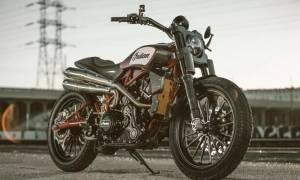 Χαζεύουμε με δέος: Γιατί προκαλεί ανατριχίλα αυτή η μοτοσικλέτα; (pics)